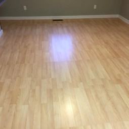 Clean flooring by honest maids