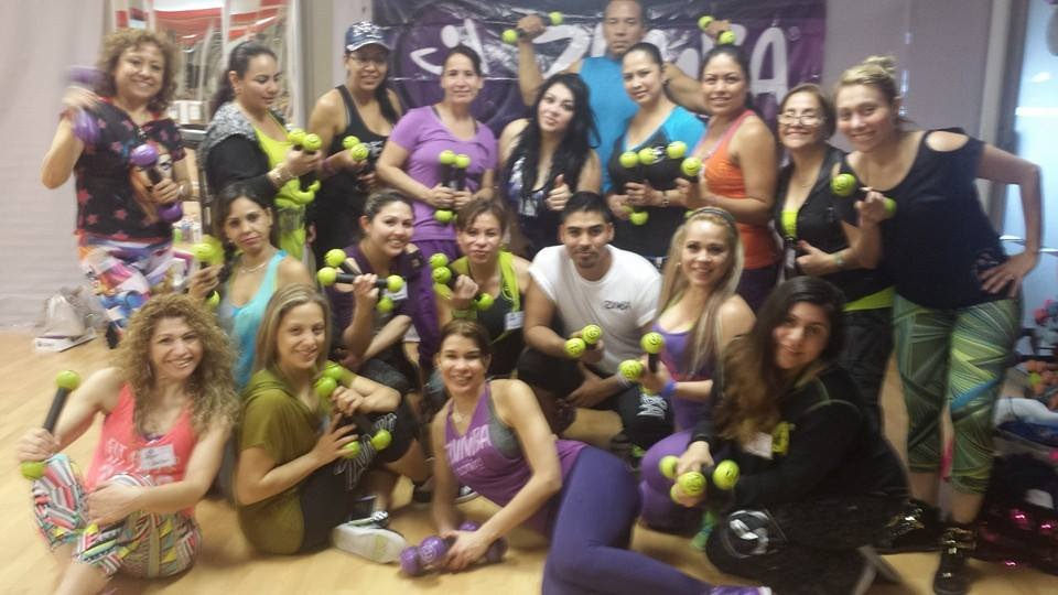 honest maids of avondale helps zumba goers stay energized for their next session
