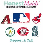 major league baseball phoenix, cactus league peoria, diamondbacks, baseball players, vip cleaning clients, marlins baseball, glendale baseball, litchfield park, honest maids cleaning company