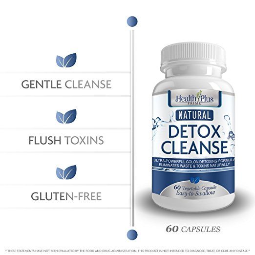detox cleanse safe and natural